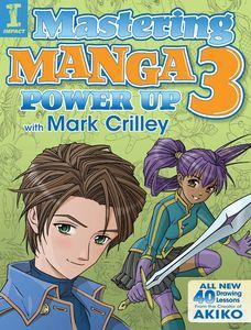 [Mastering Manga 3: Power Up With Mark Crilley (Product Image)]