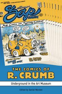 [Comics Of R. Crumb: Underground In The Art Museum (Product Image)]