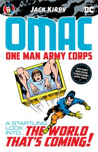 [O.M.A.C.: One Man Army Corps By Jack Kirby (Product Image)]