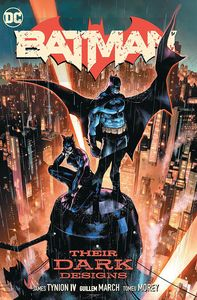 [Batman: Volume 1: Their Dark Designs (Product Image)]