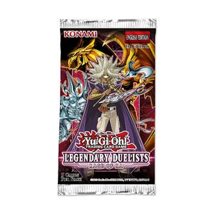 [YU-GI-OH!: Booster Pack: Legendary Duelists 7 (Product Image)]