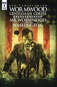 [Wormwood Goes To Washington #1 (Cover B Templesmith) (Product Image)]