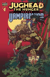 [Jughead Hunger Vs Vampironica #4 (Cover A Pat & Tim Kennedy (Mr) (Product Image)]