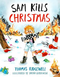 [Sam Kills Christmas (Hardcover Signed Edition) (Product Image)]