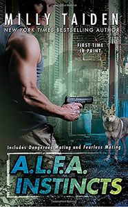 [A.L.F.A. Novel: Book 3 & 4: A.L.F.A. Instincts (Product Image)]