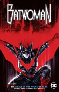 [Batwoman: Volume 3: Fall Of The House Of Kane (Product Image)]