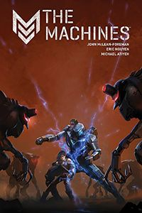 [The Machines (Hardcover) (Product Image)]