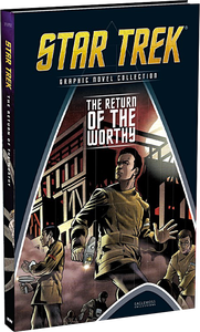 [Star Trek Graphic Novel Collection: Volume 134: The Original Series: Return Of Worthy (Product Image)]