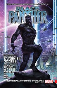[Black Panther: Volume 3: Intergalactic Empire Of Wakanda: Part One (Hardcover) (Product Image)]