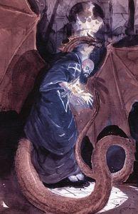 [Rasputin: Voice Of Dragon #4 (Del Ray Variant) (Product Image)]