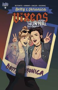 [Betty & Veronica: Vixens #8 (Cover C Lanz) (Product Image)]