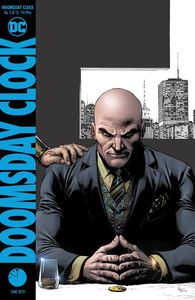 [Doomsday Clock #2 (of 12 - Final Printing) (Product Image)]