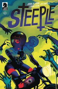 [Steeple #5 (Cover B Ball) (Product Image)]