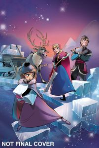 [Disney: Frozen: Breaking Boundaries #2 (Cover A) (Product Image)]