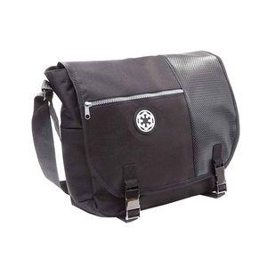 [Star Wars: A New Hope: Messenger Bag: Black (Product Image)]