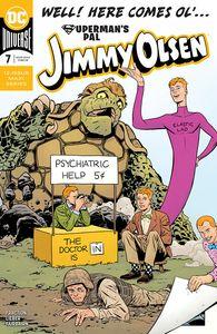 [Superman's Pal Jimmy Olsen #7 (Product Image)]