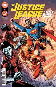 [Justice League: Last Ride #5 (Cover A Darick Robertson) (Product Image)]