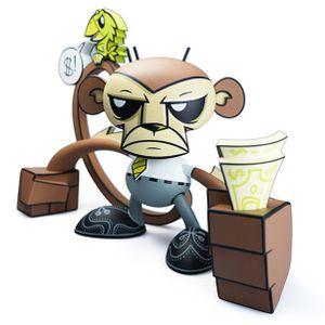[Joe Ledbetter: Figure: Business Monkey (Product Image)]
