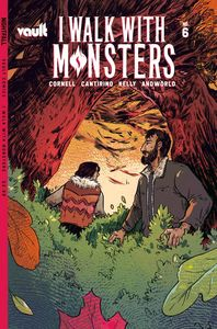 [I Walk With Monsters #6 (Cover A Cantirino) (Product Image)]