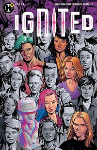 [The cover for Ignited (Cover A McKone)]