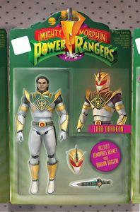 [Mighty Morphin Power Rangers #15 (Unlock Action Figure Santos) (Product Image)]