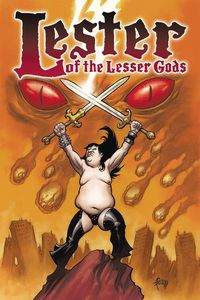 [Lester Of The Lesser Gods (One Shot) (Cover A Powell) (Product Image)]