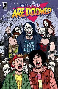 [Bill & Ted Are Doomed #3 (Cover A Dorkin) (Product Image)]