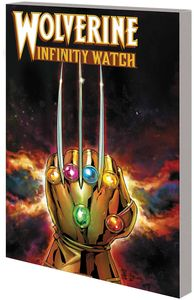 [Wolverine: Infinity Watch (Product Image)]