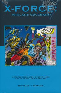 [X-Force: Phalanx Covenant (Premier Edition Hardcover - DM Edition) (Product Image)]