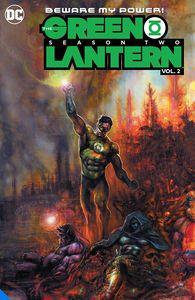 [Green Lantern: Season Two: Volume 2 (Hardcover) (Product Image)]