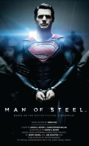[Man Of Steel: The Official Movie Novelisation (Product Image)]