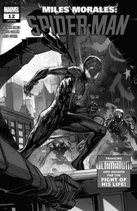 [Miles Morales: Spider-Man #12 (Product Image)]