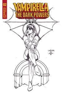 [Vampirella: Dark Powers #2 (Linsner B&W Variant) (Product Image)]