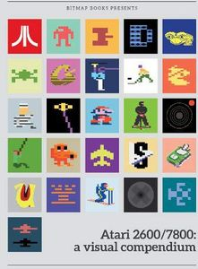 [Atari 2600/7800: A Visual Compendium (Hardcover) (Product Image)]