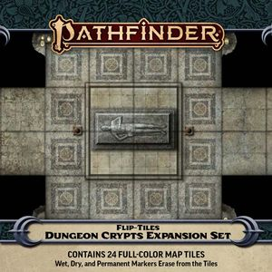 [Pathfinder: Flip-Tiles: Dungeon Crypts (Expansion) (Product Image)]