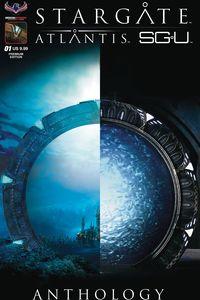 [Stargate Atlantis/Universe: Annual 2018 (Flashback Premium Limited) (Product Image)]