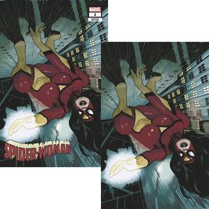 [Spider-Woman #1 (Adam Hughes Variant Set) (Product Image)]