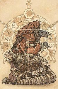 [Jim Henson: Beneath Dark Crystal #2 (Subscrip Peterson) (Product Image)]