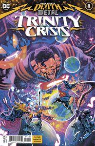[Dark Nights: Death Metal: Trinity Crisis #1 (Product Image)]