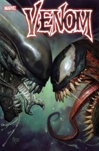 [Venom #32 (Brown Marvel Vs Alien Variant Kib) (Product Image)]