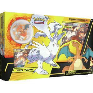 [Pokémon: Trading Card Game: Figure Collection: Reshiram & Charizard-GX (Product Image)]