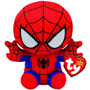 [Spider-Man: Beanie Baby Plush: Small (Product Image)]