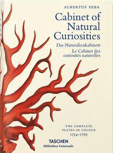 [Seba: Cabinet Of Natural Curiosities (Hardcover) (Product Image)]