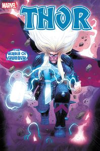 [Thor #1 (2nd Printing Klein Variant) (Product Image)]