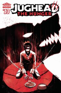 [Jughead: The Hunger #13 (Cover B Malhotra) (Product Image)]