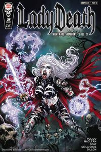 [Lady Death: Nightmare Symphony #2 (Standard Cover) (Product Image)]