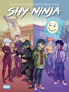 [Shy Ninja (Hardcover) (Product Image)]