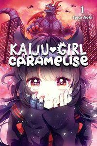 [Kaiju Girl Caramelise: Volume 1 (Product Image)]