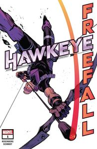 [Hawkeye: Free Fall #1 (Product Image)]