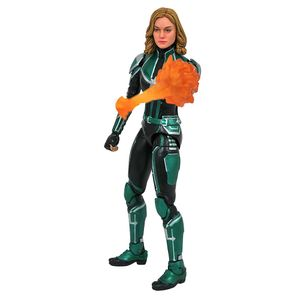 [Marvel Select: Movie Action Figure: Captain Marvel (Product Image)]